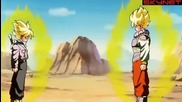 Dragon Ball Z - Сезон 4 - Епизод 122 bg sub