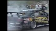 Crazy japanese drift show