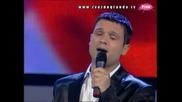 Dragi Domic - Samo za nju (Zvezde Granda 2010_2011 - Emisija 3 - 16.10.2010