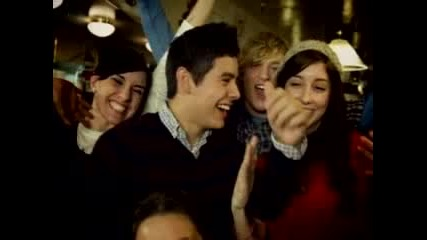 David Archuleta - A Little Too Not Over You *hq*