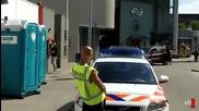 гавра с полицията