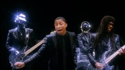 Daft Punk ft. Pharrell Williams & Nile Rodgers - Get Lucky (unofficial 2о13)