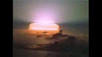 Лицето На Смъртта - Ядрените Експлозии
