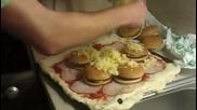 Как Се Прави Пица С Бургери