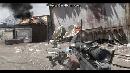 mw3 my kills whit mp7 p90 cm901 and m4a1 Vbox7