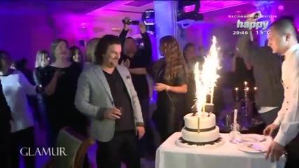 Aca Lukas - Rodjendansko slavlje - Glamur - (TV Happy 2014)