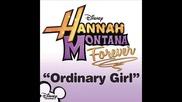Hannah Montana - Ordinary Girl With Subs
