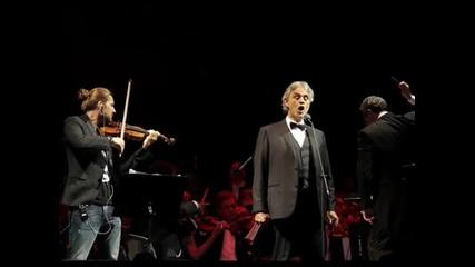David Garrett & Andrea Bocelli - Ma Dove Sei