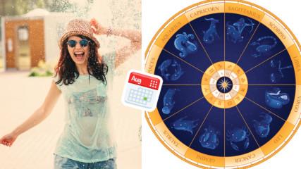 Най-летният месец е тук! Какво вещаят звездите за зодиите през август?