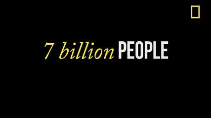 Населението на земята - Добро или Зло