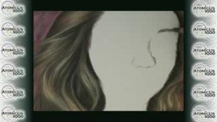 Miley Cyrus Color Portrait