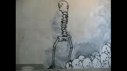 Рисуване По Стена