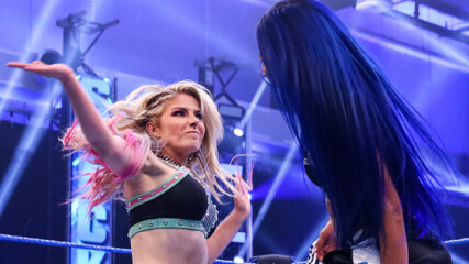 Alexa Bliss vs. Sasha Banks: SmackDown, May 29, 2020