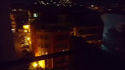 Фойерверки между блоковете в Пловдив