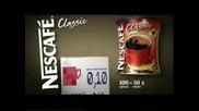 Nescafe Clasic - Реклама