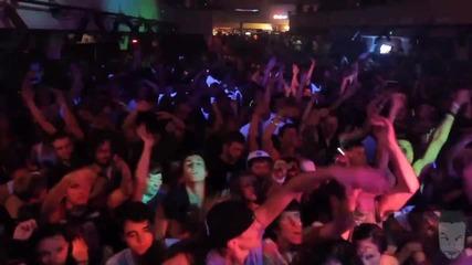 Rusko Live 2010! (hd) (live in Santa Cruz) Official Video By Jon Zombie