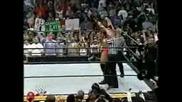 Batista vs. John Cena