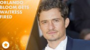 Orlando Bloom apologizes to waitress after sex scandal