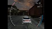 Драг Изправяне на Nissan 240 sx