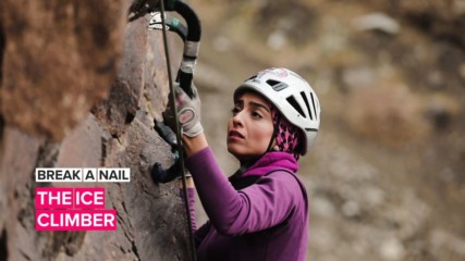 Break a Nail: Forging a path for future female athletes one climb at a time
