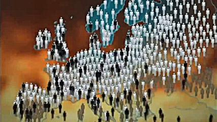 Видео-ремикс на Седемте н.армии на Glitch Mob за европейски национализъм и европейска/бяла гордост