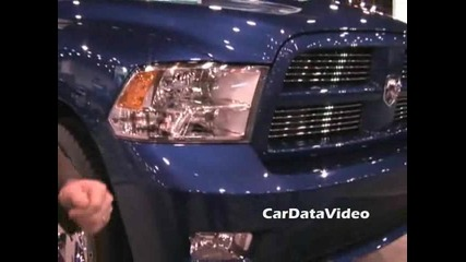 Dodge Ram Pickup Truck - New 2009 Model Walkaround
