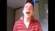 Justin Timberlake Пее Великолепно