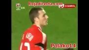 14.04 Челси - Ливърпул 4:4 Фабио Аурелио супер гол
