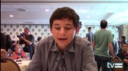 Jared Gilmore Interview - Once Upon a Time Season 4