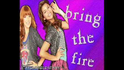 Shake it up - Bring the fire