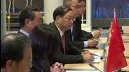 Germany: Lavrov meets China's Wang Yi to talk Syria and bilateral cooperation
