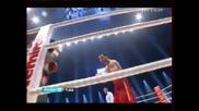 Владимир Кличко Vs Эдди Чамберс бокс. Тяжелый нокаут (360p)