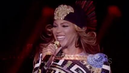 Така се прави шоу! Beyoncé - Flawless - On The Run Tour