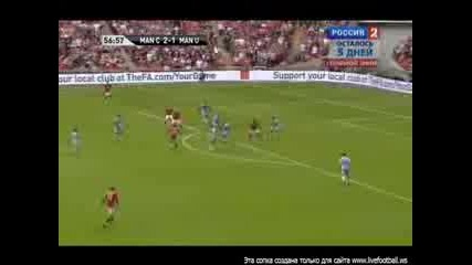 Manchester United vs Manchester City 3-2 Всички голове (community Sheild)