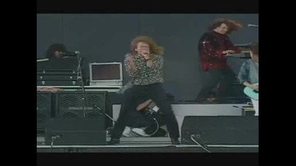Robert Plant - Rock And Roll (w. Jimmy Page)