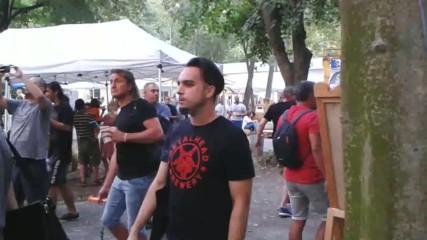 Бирен фест Бургас - 04.08.2019 с група G.A.N.G.
