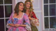 Nikki Bella practices walking down the aisle during a Parisian masquerade party in her honor: Total Bellas Preview Clip,