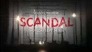 Скандал/ Scandal Season 5 Promo - It's Handled
