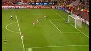 Арсенал : Селтик - 3:1 - Гола на Донати