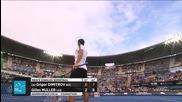 Григор Димитров на Финал в Сидни след победа над Жил Мюлер 15.01.2016