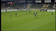 Лудогорец победи Черно море с 2:0