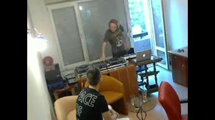 Български House Mix на живо с видео - Hristo Peev & Nikk + линк за сваляне част 2