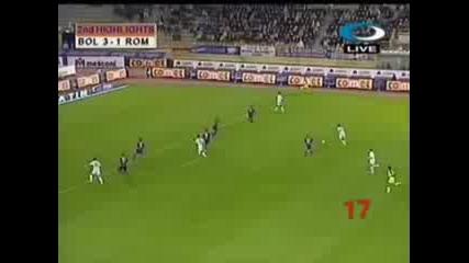 Top 20 Seria A Goals 2004 - 2005