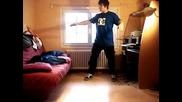 Insane Dubstep Dance.