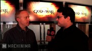 Ig Extended God of War Ascension Interview with Todd Papy and Mark Simon