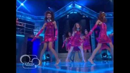 Shake It Up Dancing Scenes Season 1 Epizode 10