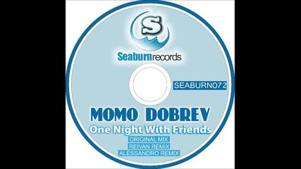 Momo Dobrev - One Night With Friends (original Mix)