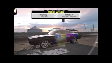 Need For Speed Pro Street - Drag