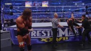 Wwe Wrestle Mania 27 The Undertaker vs Triple h Part 5 Последна 19 - 0
