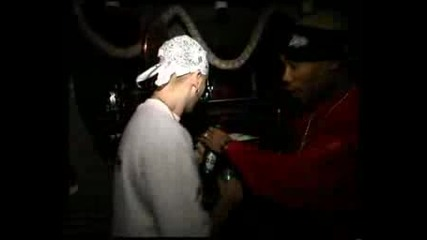 Eminem And Proof Have Some Fun With Beer